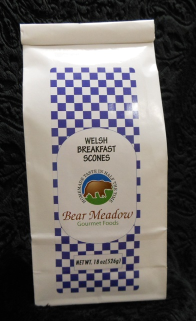 Welsh Breakfast Scones